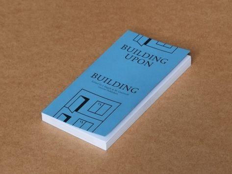 Recensie (Filip Canfyn): Building upon building