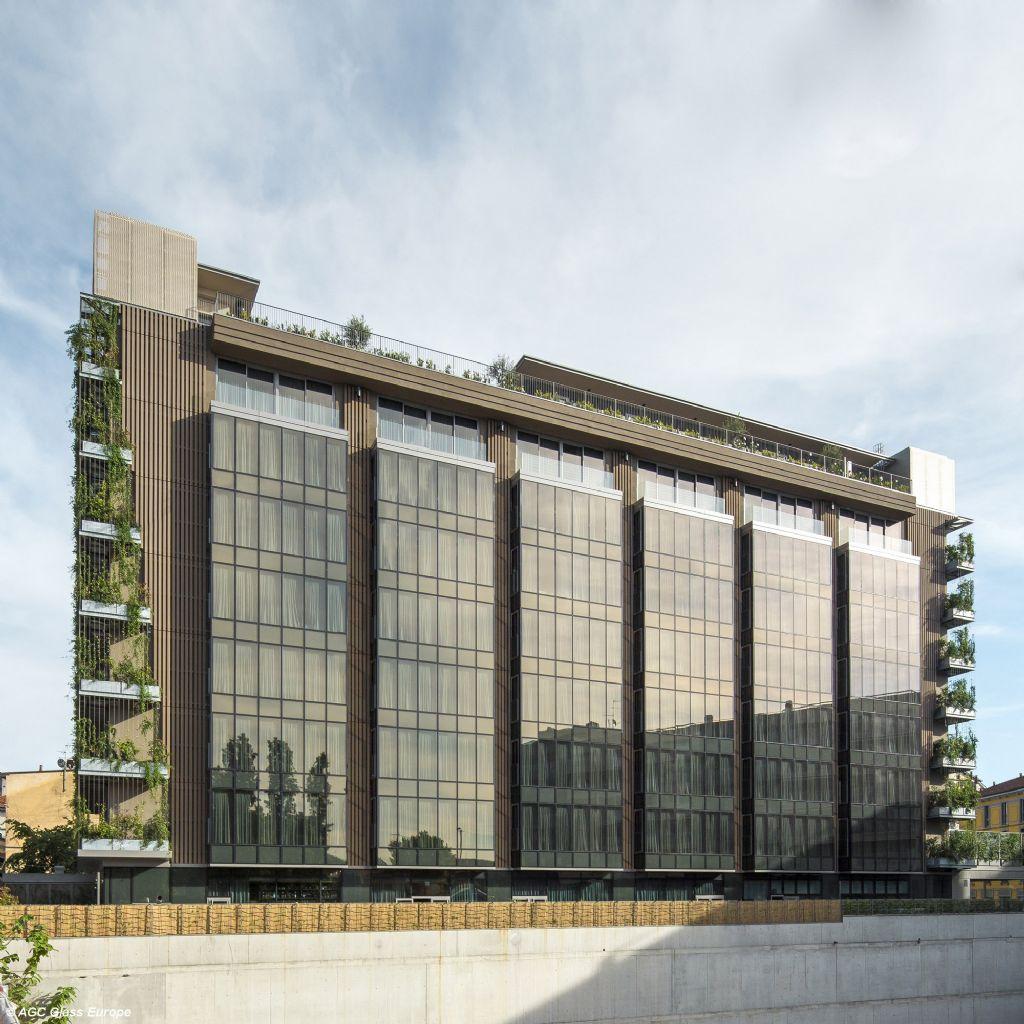 AGC presenteert nieuwe service voor architecten: Coating on Demand