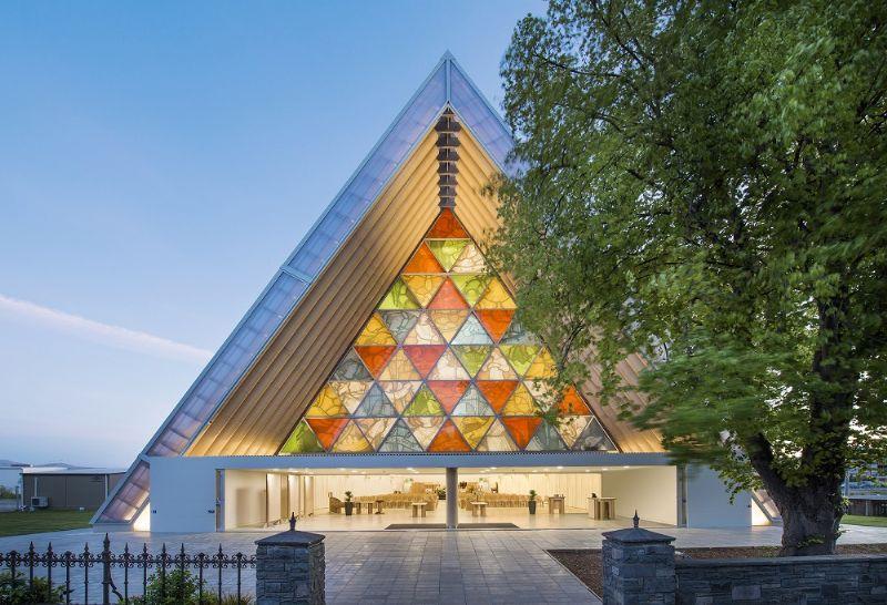 Kathedraal Nieuw-Zeeland.