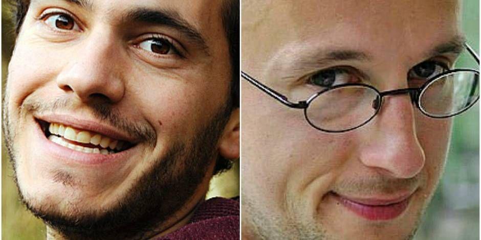 Samuel Cogolati et Jonathan Piron