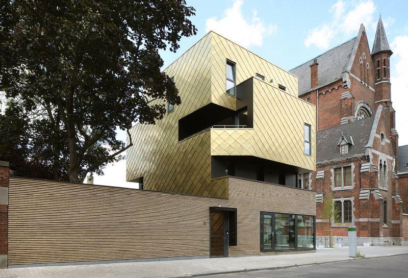 La Maison de Quartier Saint-Antoine : une architecture iconique, une étanchéité impeccable