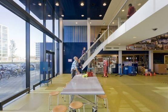 Scheepvaart en Transport College Rotterdam