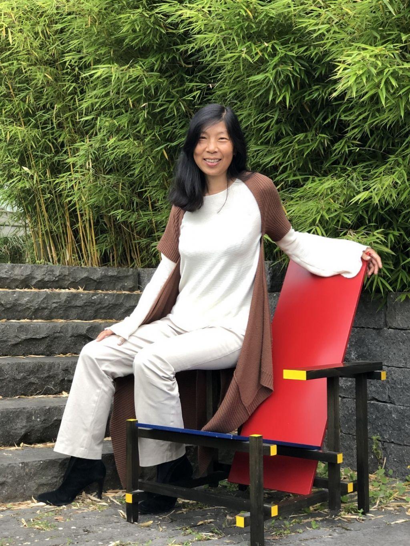 Autoportrait : Li Mei Tsien (B612associates)