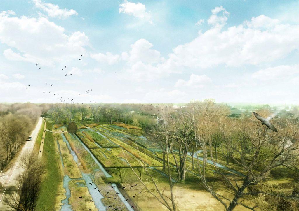 OMGEVING wint Veenendaalse Architectuurprijs