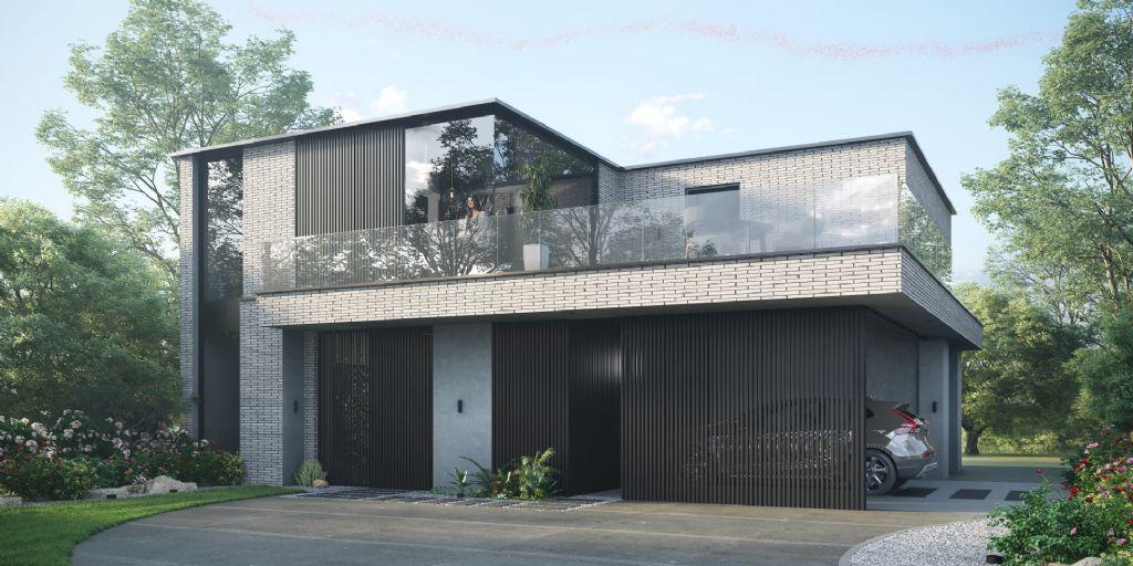 Aluminium gevelbekleding Paralline inspireert nieuwe architecturale mogelijkheden