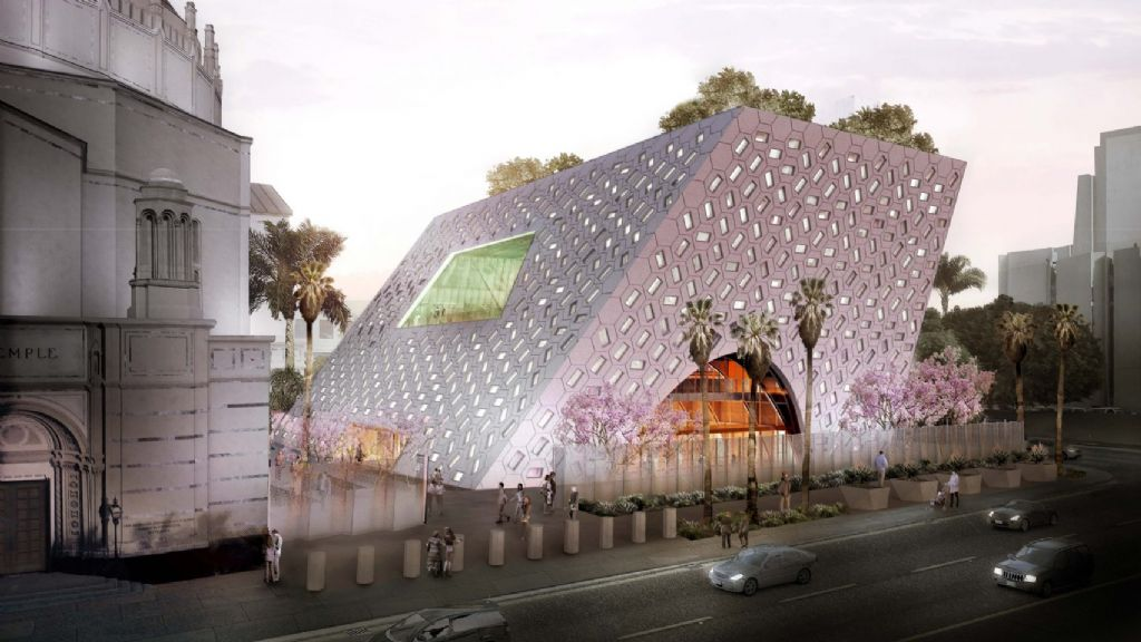 Rendering Audrey Imas Pavilion
