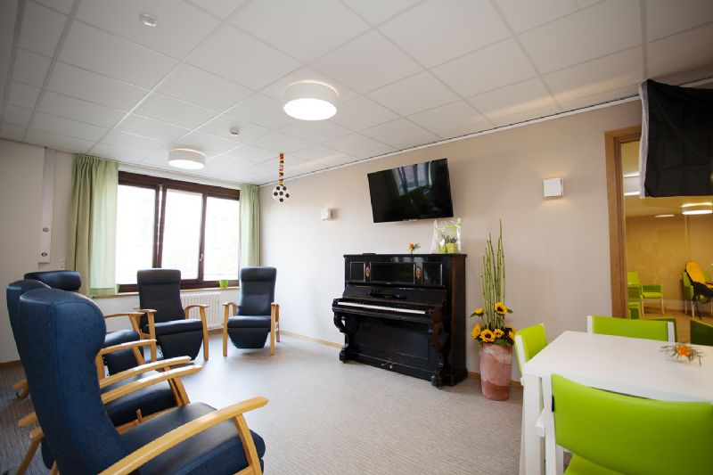De afdeling psychogeriatrie in het Jessa Ziekenhuis in Hasselt.