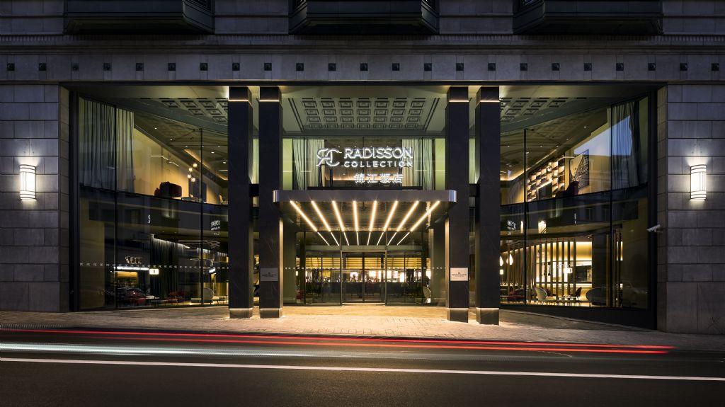 Radisson Collection Hotel krijgt luxueus interieur en markante glazen gevel