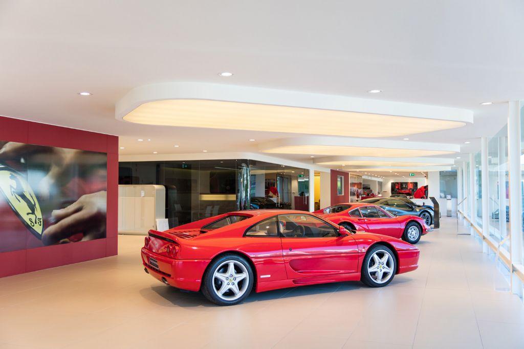 Ferrari Waver: de belichaming van elegantie en Italiaanse finesse