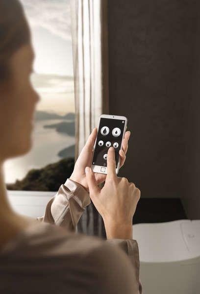 Un contrôle intelligent a été intégré afin que les utilisateurs aient un contrôle total de toutes les options et de tous les paramètres.