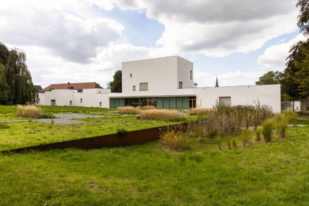 Le Musée de Folklore de Mouscron (V+ / Projectiles), lauréat de la catégorie 'Equipement public'.