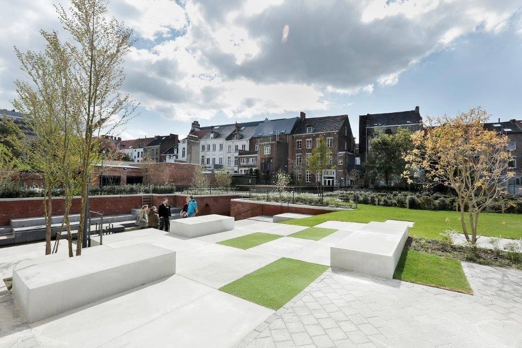 Studiedag 'Stadsvernieuwing & groen'
