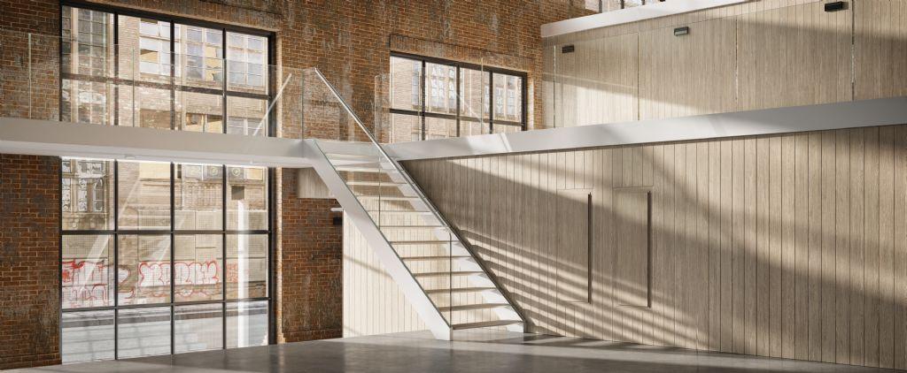 Modulair, aluminium trappensysteem zorgt voor stijlvol design van trappen