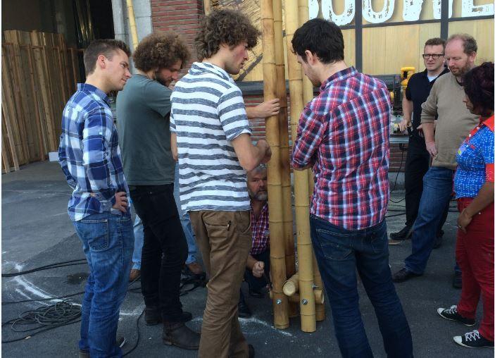 Opleidingssessie Praktijkervaring met bamboe (BVA) wordt herhaald wegens succes