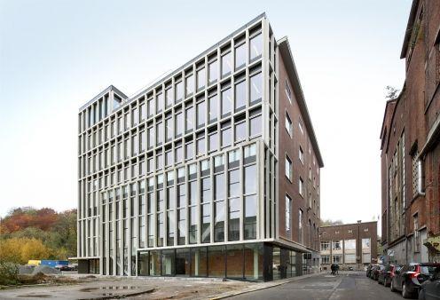 De Hoorn, 360 Architecten.