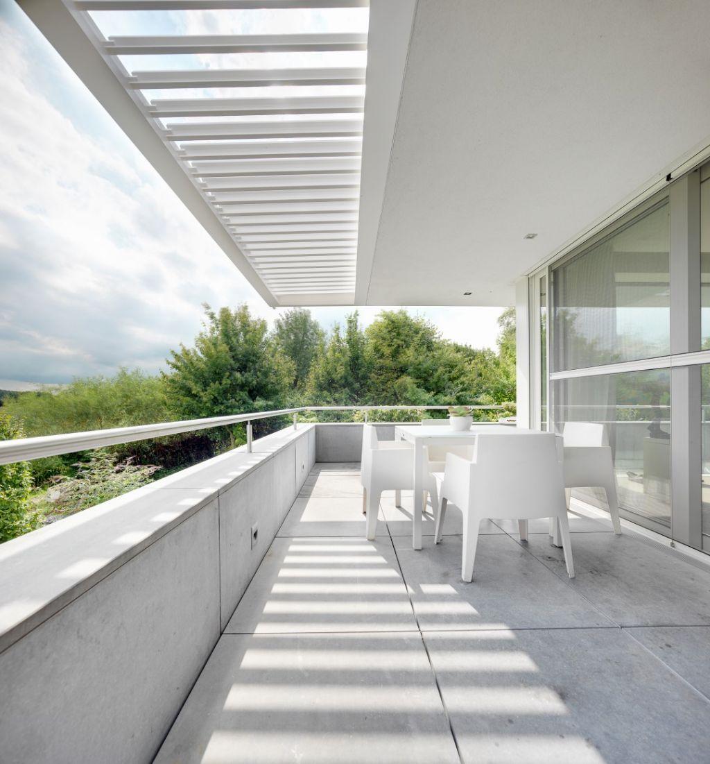 Une toitures à lames Umbris ne fait pas de l'ombre au projet architectural