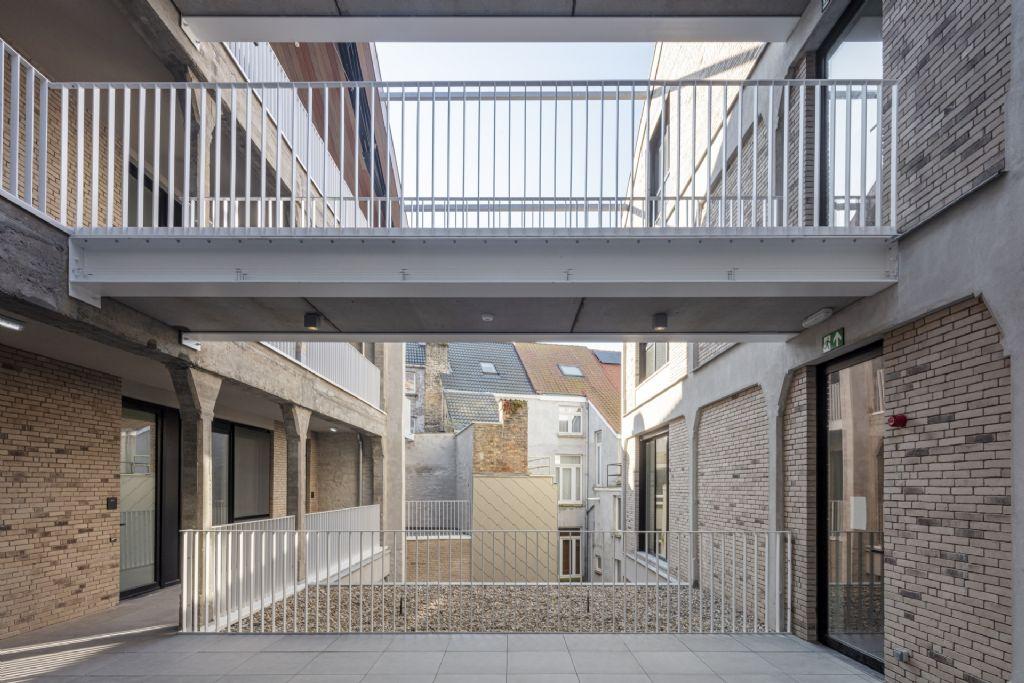 Oostends icoon krijgt nieuw leven als woonproject (Declerck-Daels)