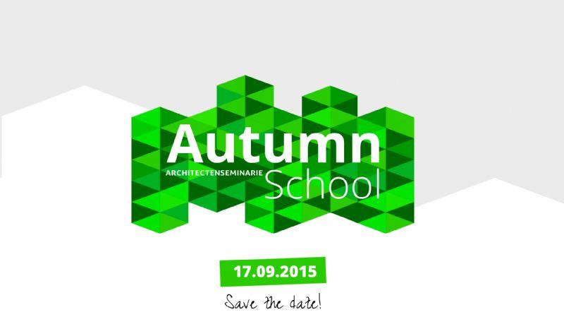Vincent Callebaut als hoofdspreker op architectenseminarie Autumn School 2015