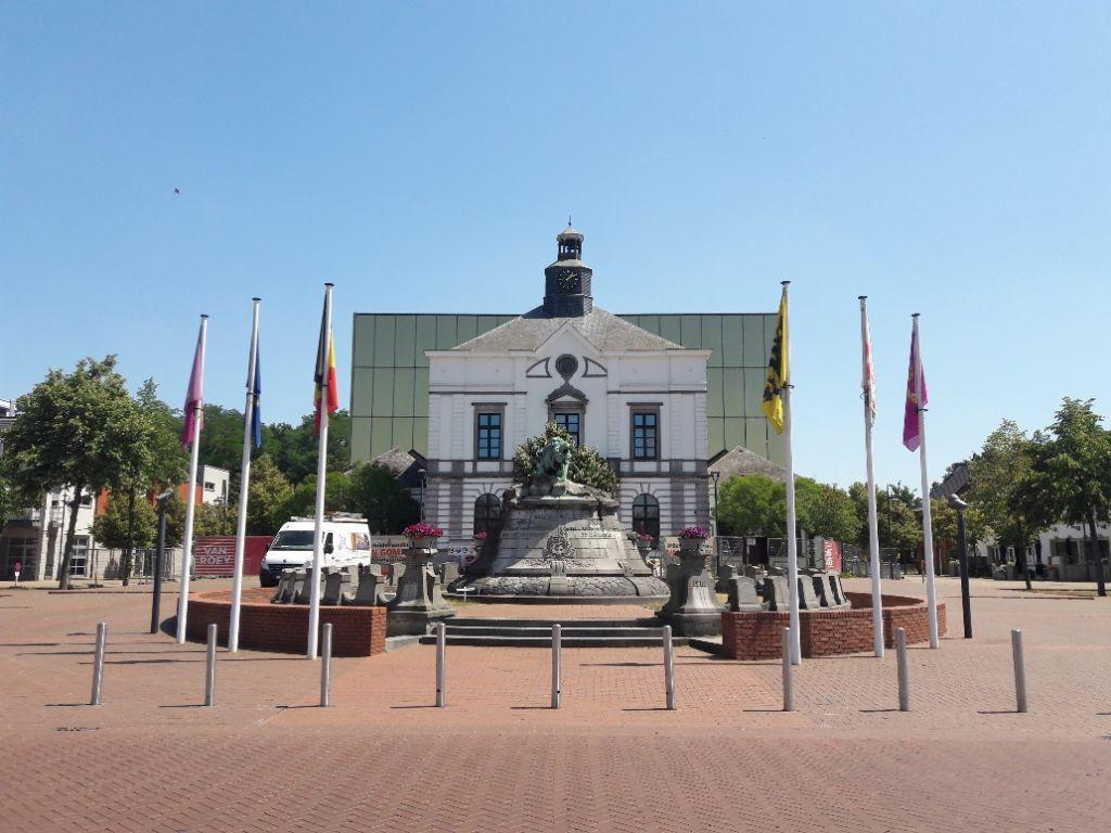 Energiezuinige HVAC-oplossingen voor BREEAM-Excellent gemeentehuis Leopoldsburg