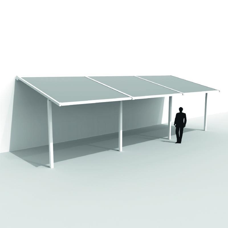 De minimalistische Lapure kan gemonteerd worden aan andere Lapures.