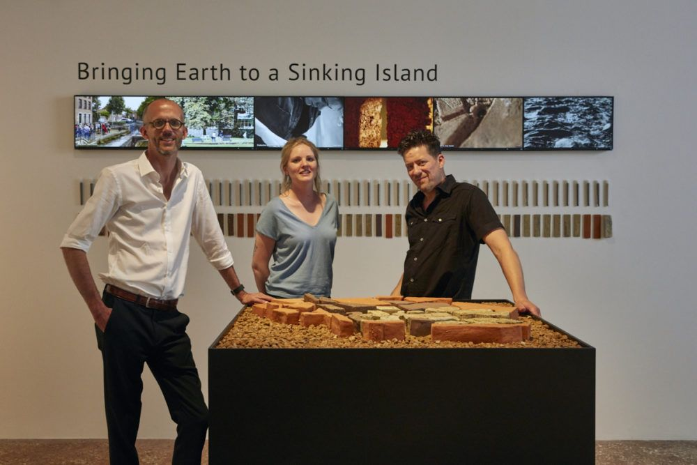 Bringing Earth to a Sinking Island - Atelier X (Peter Van Impe, An Roovers, Steven Massart)