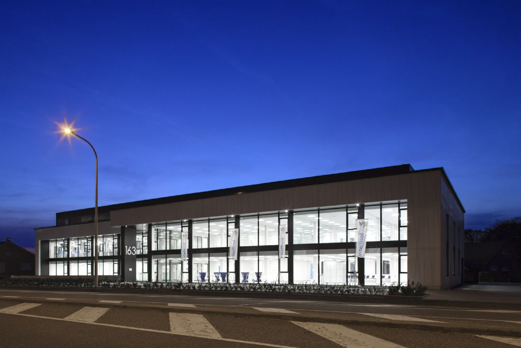 VASCO innoveert in eerste energiepositief bedrijvencentrum van Vlaanderen