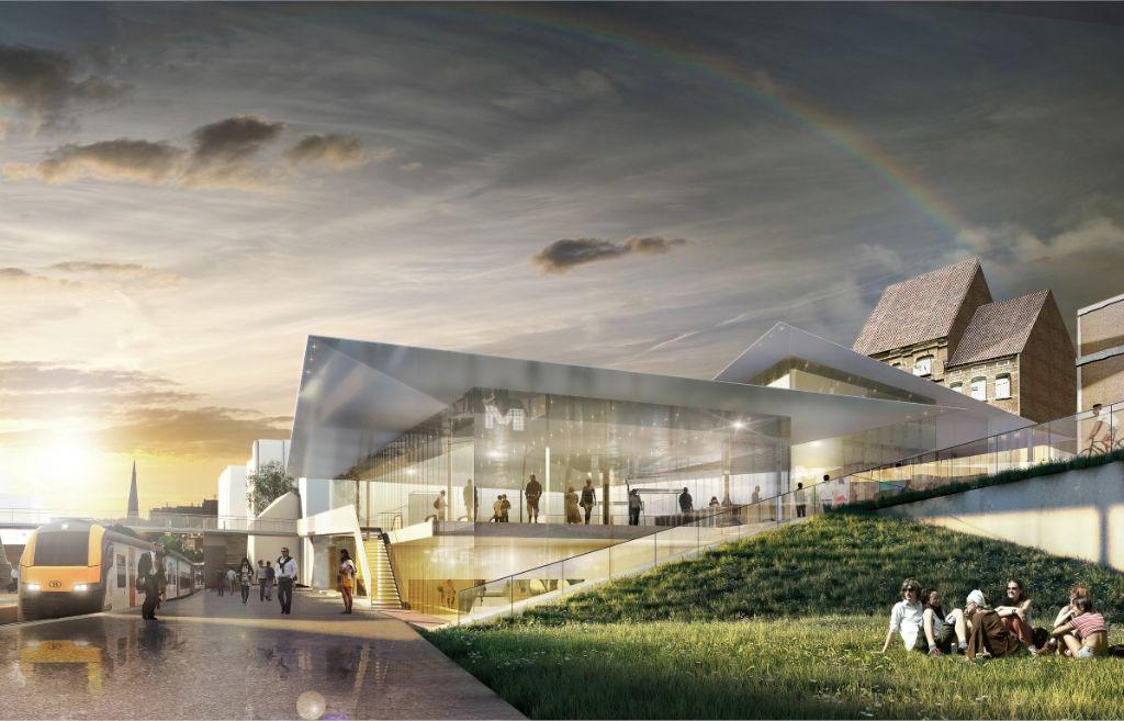 Uitbreiding Brusselse metro met zeven nieuwe stations tegen 2025