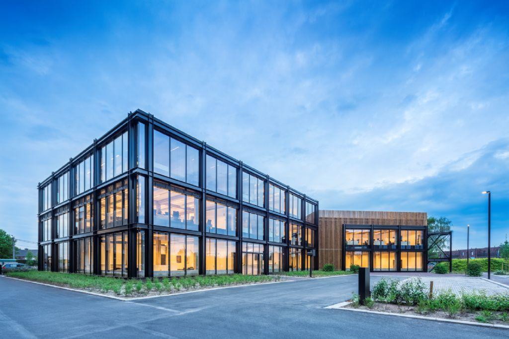 Cotton Park: Bureau Goddeeris renoveert katoenspinnerij