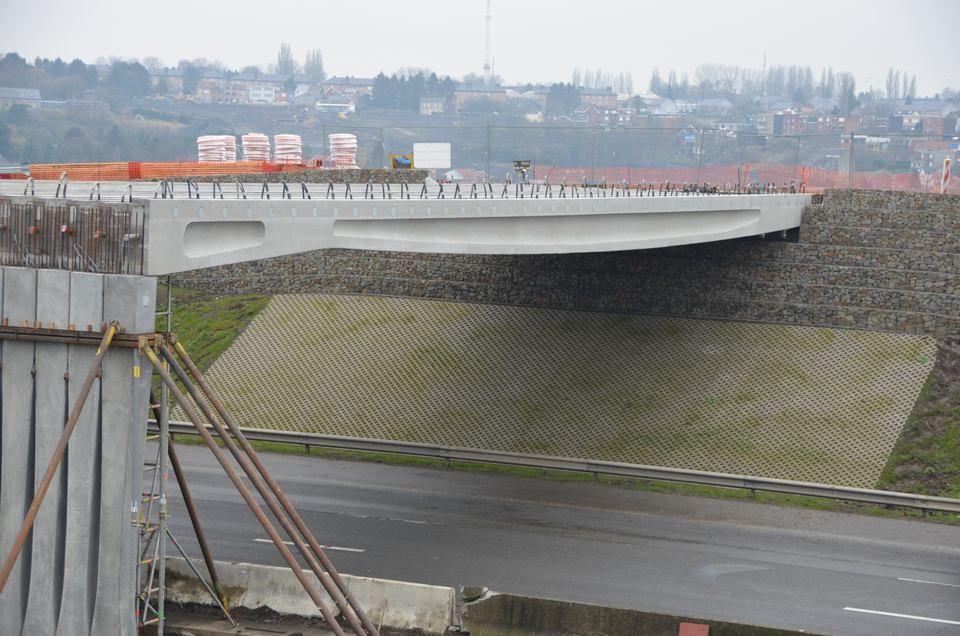 Precast in Infrastructure, Pont du CHC