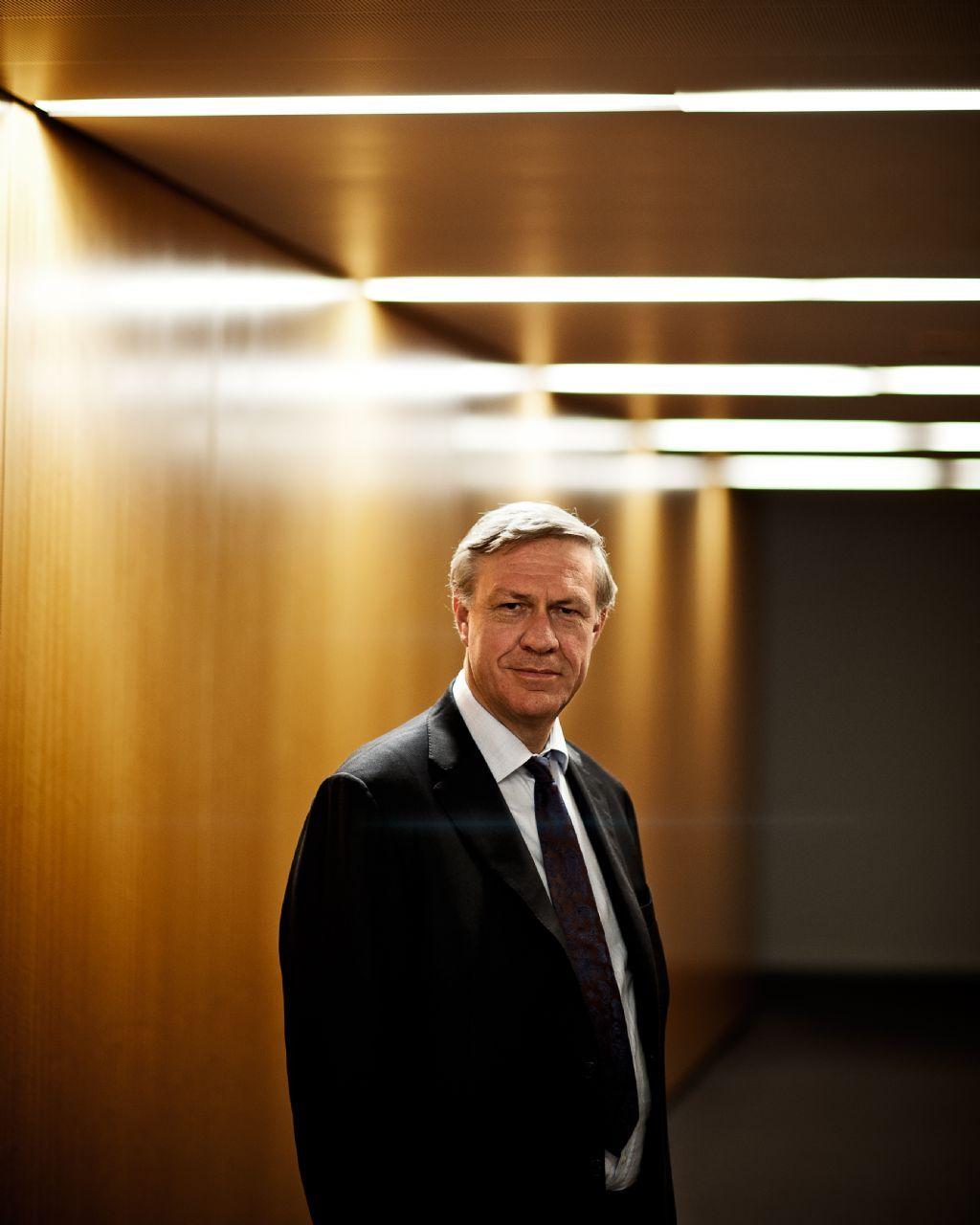 Marc Dillen, directeur-generaal van de Vlaamse Confederatie Bouw