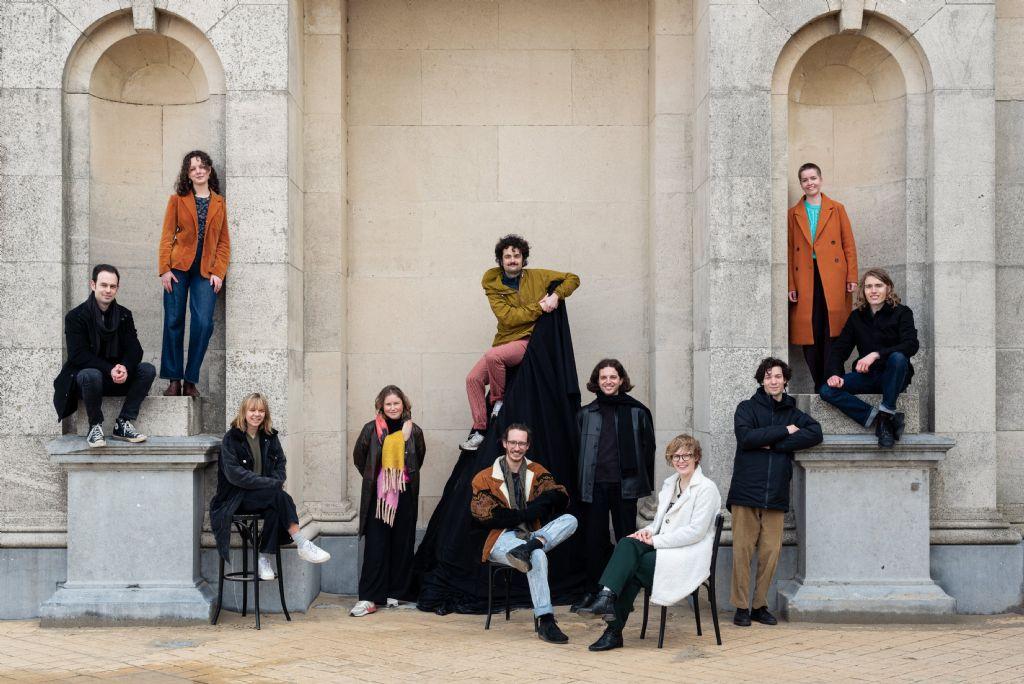 Het curatorenteam van de Dag van de architectuur (D/a).