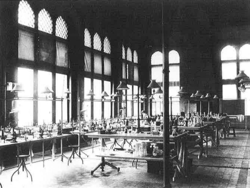Historisch labo