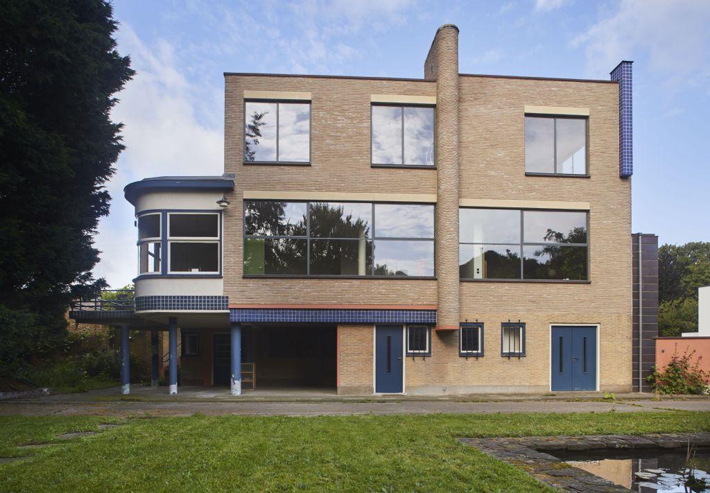 Modernistisch burgerhuis door Joseph De Bruycker in Roeselare wint Onroerenderfgoedprijs 2021.
