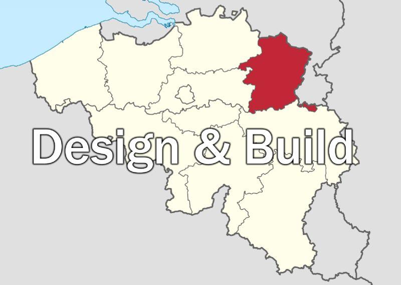 Start nieuwe publiek-private samenwerking Design and Build in Limburg