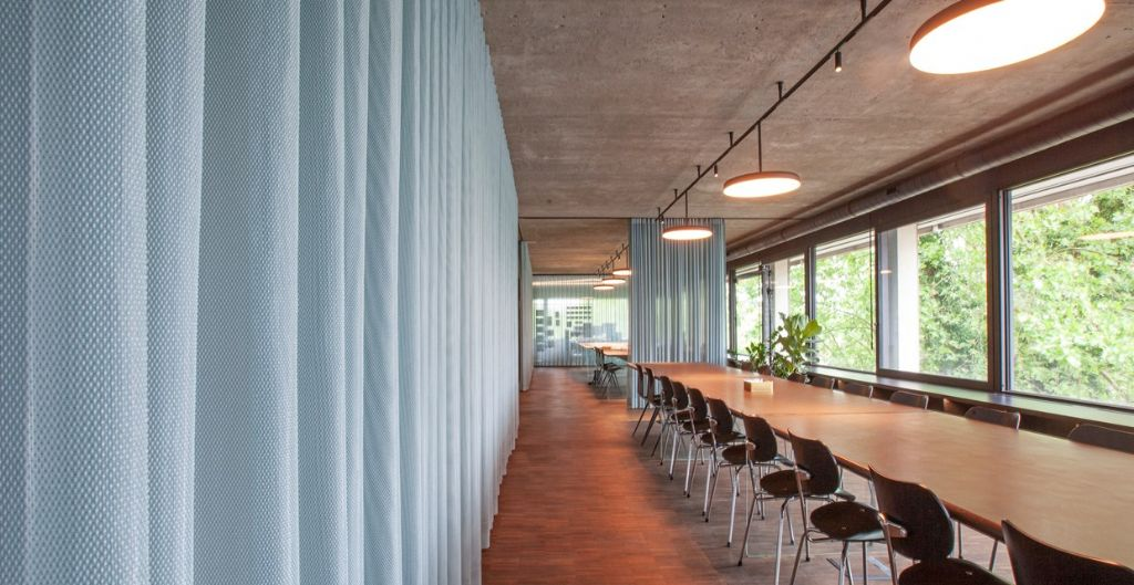 UAU collectiv ontwerpt eigen inspirerende kantooromgeving