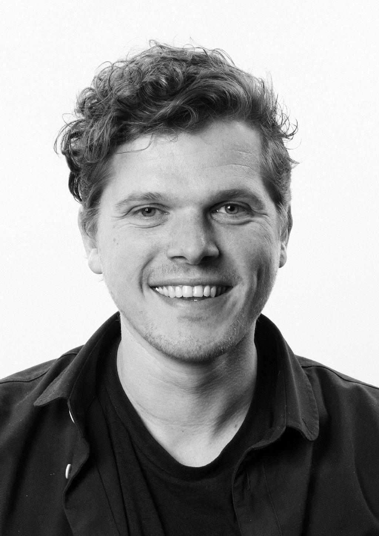 Arne Lijbers, associate architect bij het Nederlandse architectuurbureau Mecanoo.