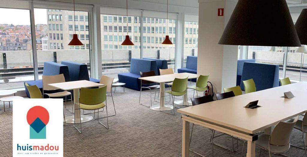 Circulair renovatieproject bij VVSG met as a service als businessmodel