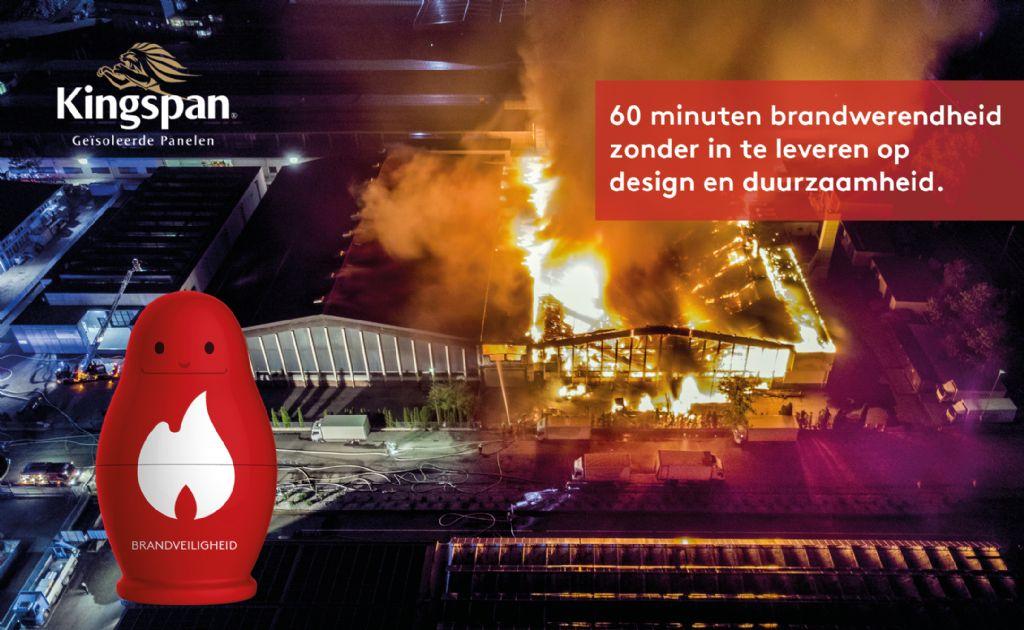 Een stabiele basis voor een brandveilig gebouw