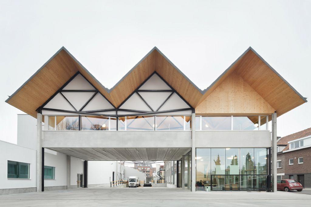 Ryhove Urban Factory (TRANS architectuur | stedenbouw)