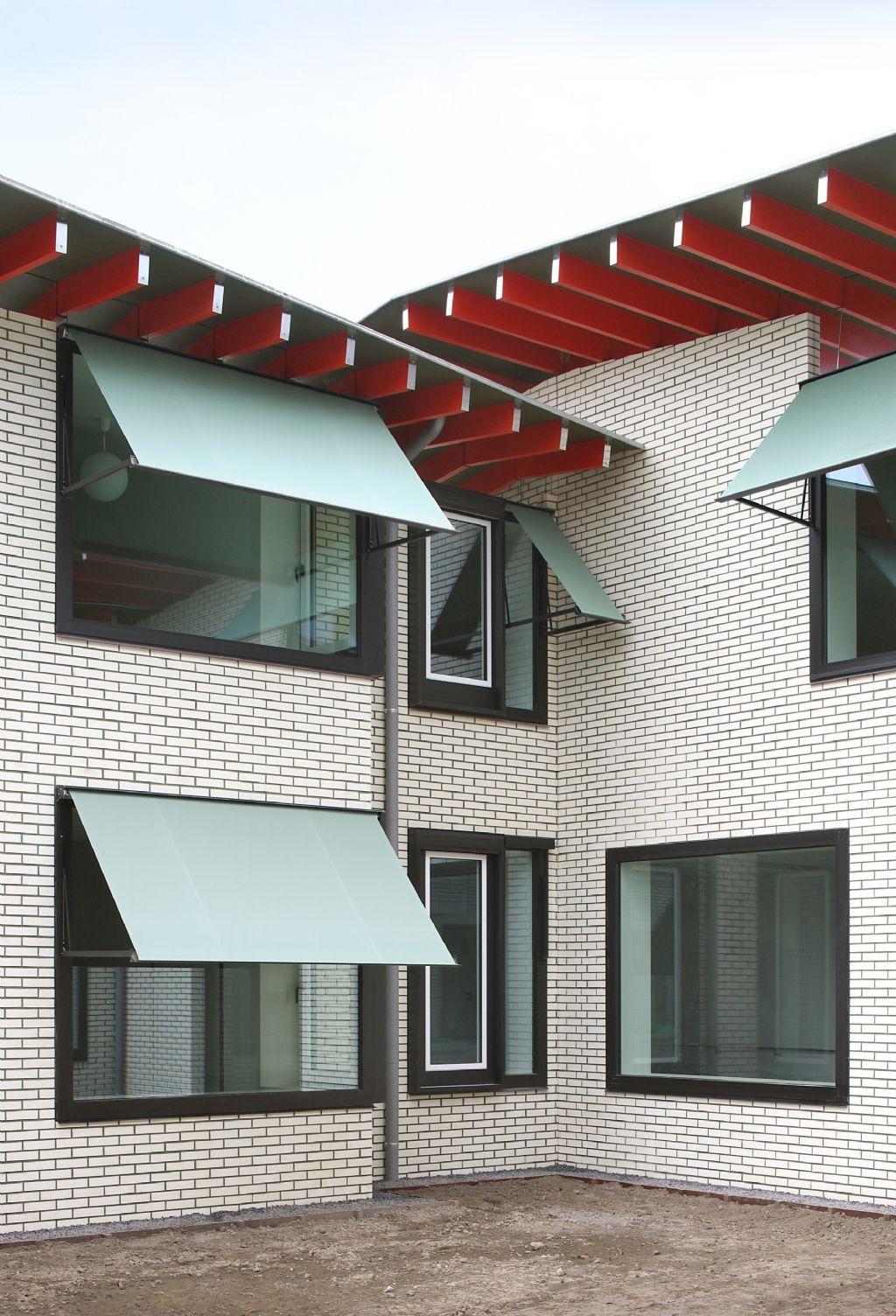 WZC Kapelleveld, architecten de vylder vinck taillieu