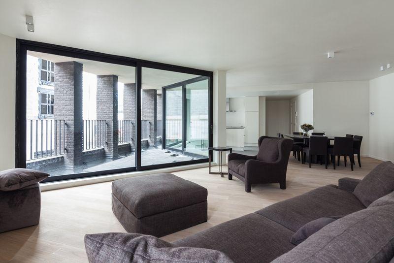 Les logements sont très ouverts sur leur contexte tout en bénéficiant d'une intimité suffisante.