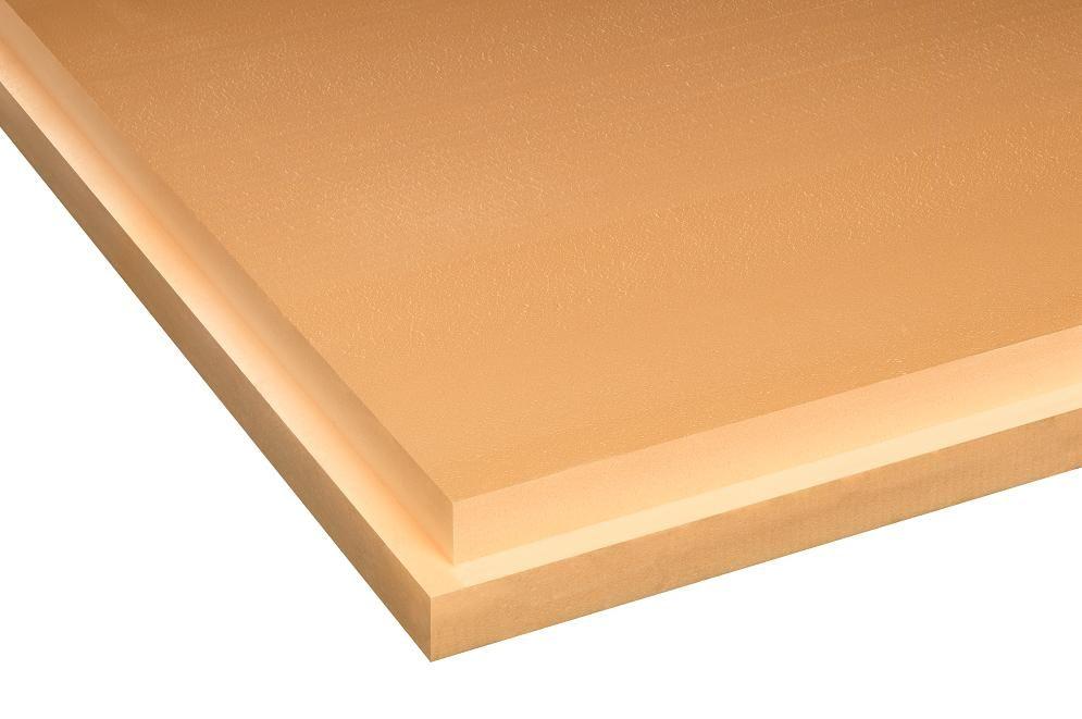 XPS SL, milieuvriendelijk en uitstekend voor de isolatie van platte daken