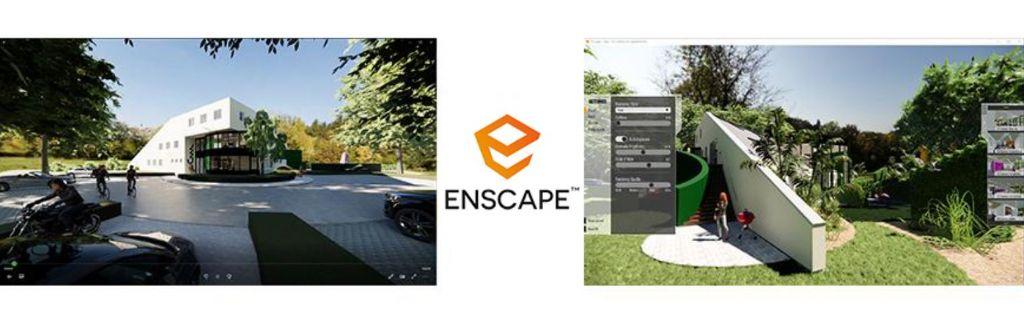 C3A organiseert cursus 'Enscape 3D for REVIT'