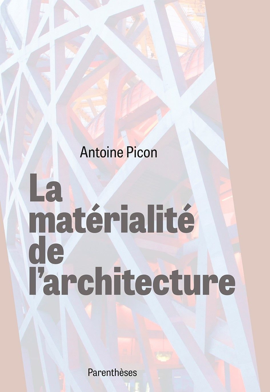 A lire : La matérialité de l'architecture