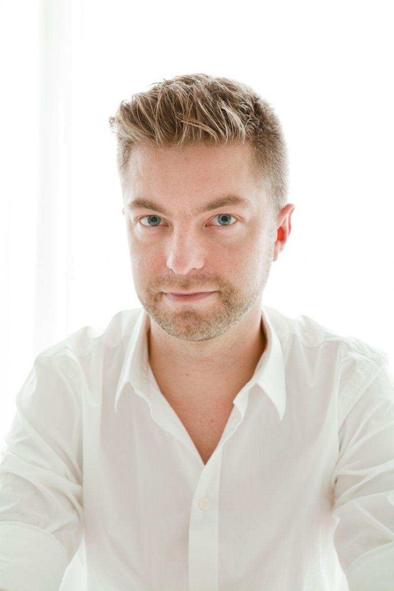 Het Belgische jurylid Dieter Van Den Storm
