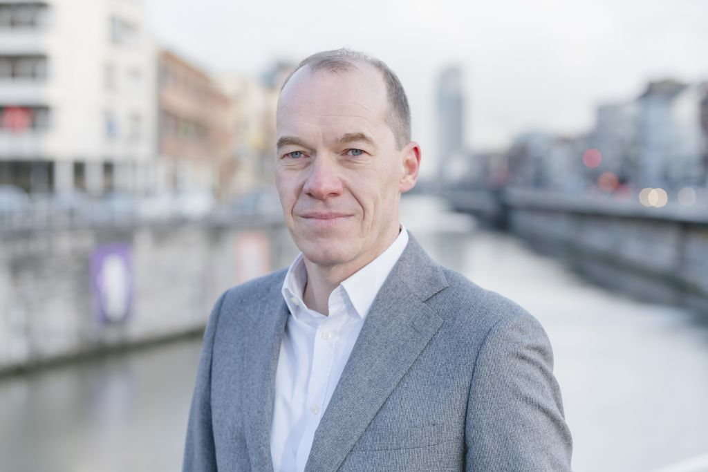 Kristiaan Borret, Brussels bouwmeester.