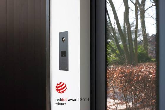 Niko ontvangt Red Dot Award 2014 voor zijn nieuwe videobuitenpost.