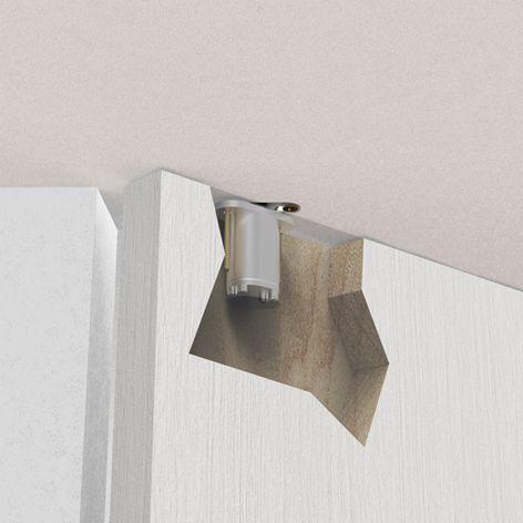 Argenta pivotica PRO: het onzichtbare pivotscharnier voor binnendeuren tot 100 kg