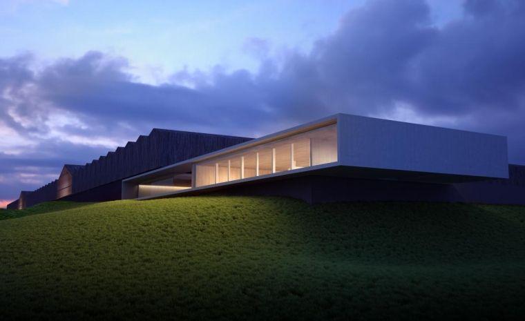 Vandecasteele Houtimport, Govaert & Vanhoutte Architects.