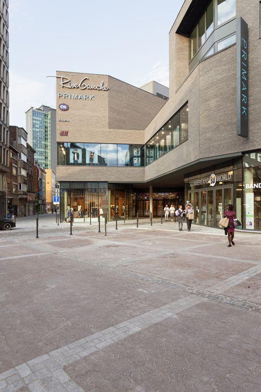Centre commercial Rive Gauche : la Ville basse redynamisée